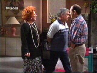 Cheryl Stark, Lou Carpenter, Philip Martin in Neighbours Episode 2613