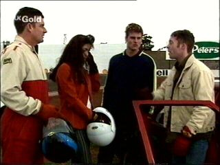 Jimmy Drane, Sarah Beaumont, Matt Compton, Ben Atkins in Neighbours Episode 2951