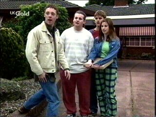 Ben Atkins, Toadie Rebecchi, Billy Kennedy, Anne Wilkinson in Neighbours Episode 2951