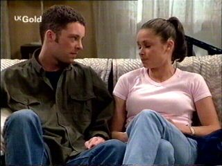 Ben Atkins, Caitlin Atkins in Neighbours Episode 2951