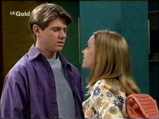 Lance Wilkinson, Claire Girard in Neighbours Episode 2953