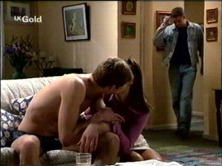 Matt Compton, Sarah Beaumont, Ben Atkins in Neighbours Episode 2953
