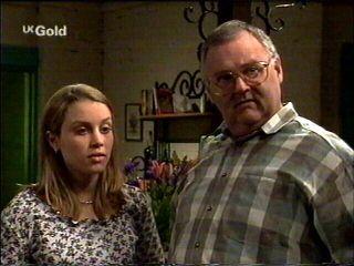 Claire Girard, Harold Bishop in Neighbours Episode 2954