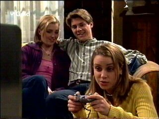 Amy Greenwood, Lance Wilkinson, Claire Girard in Neighbours Episode 2954