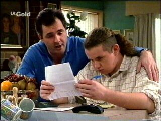 Karl Kennedy, Toadie Rebecchi in Neighbours Episode 2954