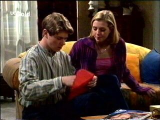Lance Wilkinson, Amy Greenwood in Neighbours Episode 2954