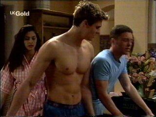 Sarah Beaumont, Matt Compton, Ben Atkins in Neighbours Episode 2959