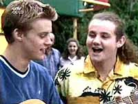 Toadie Rebecchi, Billy Kennedy, Philip Martin, Hannah Martin in Neighbours Episode 3106
