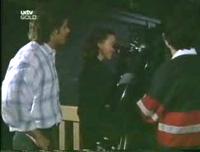 Drew Kirk, Libby Kennedy, Paul McClain in Neighbours Episode 3250