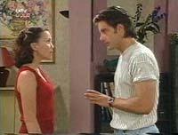 Drew Kirk, Libby Kennedy in Neighbours Episode 3261
