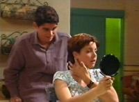 Paul McClain, Hannah Martin in Neighbours Episode 3348