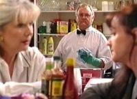 Madge Bishop, Susan Kennedy, Harold Bishop in Neighbours Episode 3349