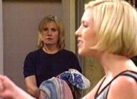 Ruth Wilkinson, Amy Greenwood in Neighbours Episode 3350