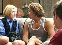 Amy Greenwood, Joel Samuels in Neighbours Episode 3350