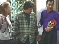 Felicity Scully, Joe Scully, Karl Kennedy in Neighbours Episode 3427
