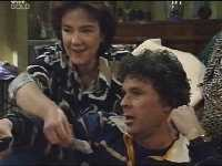 Joe Scully, Lyn Scully in Neighbours Episode 3437
