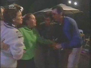Lyn Scully, Michelle Scully, Karl Kennedy in Neighbours Episode 3445