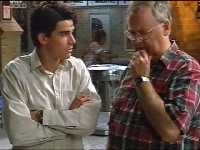 Paul McClain, Harold Bishop in Neighbours Episode 3476