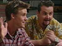 Billy Kennedy, Toadie Rebecchi in Neighbours Episode 3477