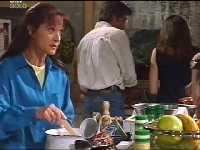 Susan Kennedy, Drew Kirk, Libby Kennedy in Neighbours Episode 3495