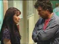 Joe Scully, Susan Kennedy in Neighbours Episode 3496