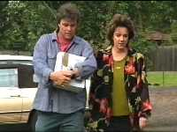 Joe Scully, Lyn Scully in Neighbours Episode 3496