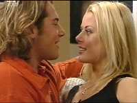 Joel Samuels, Dee Bliss in Neighbours Episode 3497