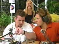 Toadie Rebecchi, Dee Bliss, Joel Samuels in Neighbours Episode 3497