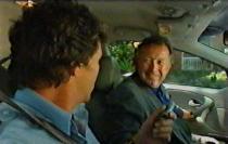 Joe Scully, George Baker in Neighbours Episode 3543