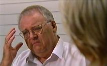 Harold Bishop in Neighbours Episode 3550