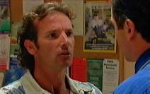 Maurie Ryan, Karl Kennedy in Neighbours Episode 3550