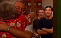Harold Bishop, Madge Bishop, Paul McClain, Tad Reeves in Neighbours Episode 3551