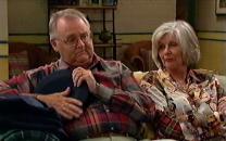 Harold Bishop, Madge Bishop in Neighbours Episode 3558