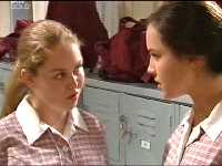 Michelle Scully, Bianca Nugent in Neighbours Episode 3562