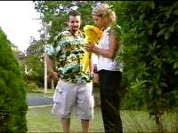 Toadie Rebecchi, Tess Bell in Neighbours Episode 3563