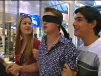 Felicity Scully, Tad Reeves, Paul McClain in Neighbours Episode 3569