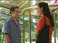Tad Reeves, Rachel Bailey in Neighbours Episode 3570