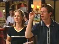Steph Scully, Lance Wilkinson in Neighbours Episode 3571