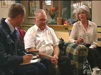 Harold Bishop, Madge Bishop in Neighbours Episode 3571