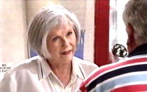 Madge Bishop, Lou Carpenter in Neighbours Episode 3694