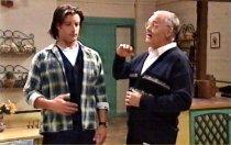 Drew Kirk, Harold Bishop in Neighbours Episode 3695