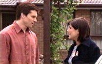 Alice Jamison, Darcy Tyler in Neighbours Episode 3695