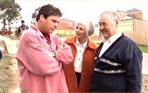 Joe Scully, Madge Bishop, Harold Bishop in Neighbours Episode 3695