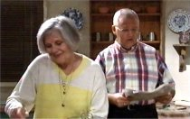 Madge Bishop, Harold Bishop in Neighbours Episode 3700