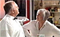 Harold Bishop, Madge Bishop in Neighbours Episode 3701