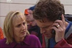 Maggie Hancock, Evan Hancock in Neighbours Episode 3812