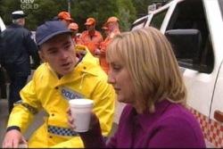 John Caffin, Maggie Hancock in Neighbours Episode 3812