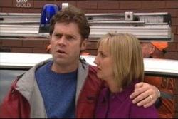 Evan Hancock, Maggie Hancock in Neighbours Episode 3812