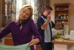 Dee Bliss, Toadie Rebecchi in Neighbours Episode 3813