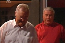 Harold Bishop, Lou Carpenter in Neighbours Episode 3813